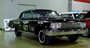 17 best images about chevy impala cars classic 1962 chevrolet impala z11 factory built race car