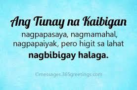 Friendship Tagalog