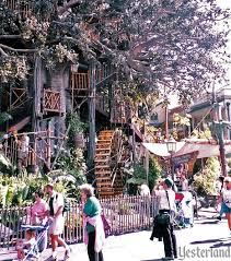 swiss family treehouse disneyland