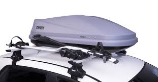 THULE TOURING ROOF BOX 100 ... - Hyundai Genuine Parts Online