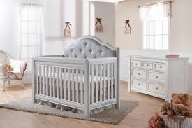Baby Furniture Plus Kids Christalo Vintage White 2 Piece Nursery Set