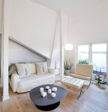 White Leather Chairs For Living Room Barcelona Chair Living Room Living Room Modern With White Leather