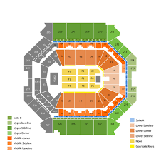 Barclays Center Boxing Seating Chart The Lumineers Tickets At Barclays Center On February 21 2020 At 7 00 Pm