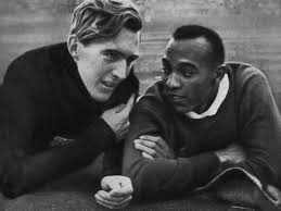 great olympic friendships jesse owens luz long and a beacon of  great olympic friendships jesse owens luz long and a beacon of brotherly love at the nazi games the independent