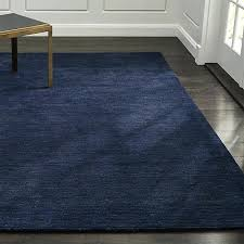 navy rug 8x10 navy blue rug wool crate and barrel navy blue area rug 8x10