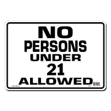 10 Home Depot On X No - 16 21 In Thicker Styrene Durable Persons Lasting Under Lynch 14 Sign Printed Allowed Longer More The Plastic-r-