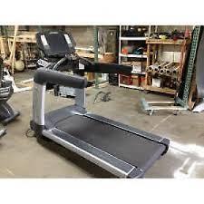 life fitness 95t ene mercial treadmills great shape