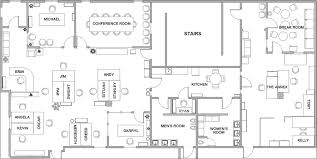 office layout. Office Layout F