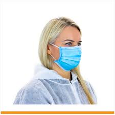 Type IIR <b>4 PLY</b> Surgical <b>Face Mask</b> | Datesand Group