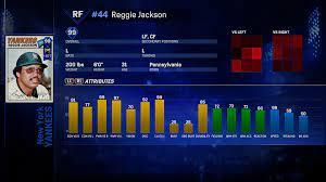 99 Reggie Jackson Stats : MLBTheShow