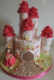 Princess Castle Cake Cakecentralcom