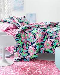 lilly pulitzer bedspread. Brilliant Lilly Lilly Pulitzer Sister Florals Duvet Cover Collection In Sippinu0027 And  Trippinu0027 Paired With Our Get Your Chev On Percale Bedding Party Favors Cotton  For Pulitzer Bedspread L