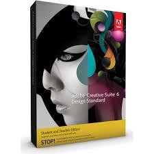 Adobe Design Standard Includes Adobe Creative Suite 6 Design Standard For Windows Student Teacher Edition