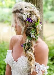 1001 Idées Pour La Plus Belle Coiffure Mariage Avec Tresse