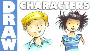 how to design children s book characters