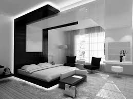 Bedroom : Black And White Bedrooms With Splash Of Color Learn How ...