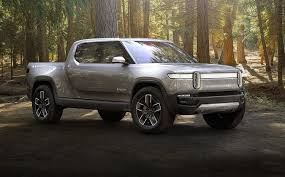 Rivian's full-electric pickup truck, SUV get you to the trail & back ...