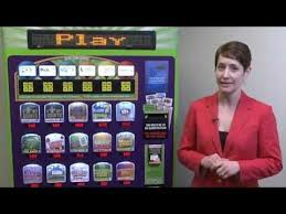 How To Use Vending Machines Adorable How To Use A Louisiana Lottery WinStation YouTube