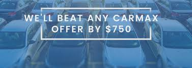 third coast auto group beats any carmax offer by 750
