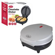 Non Stick Kitchen Appliances Quest Non Stick Cool Touch Dual Omelette Maker 700 W Amazonco