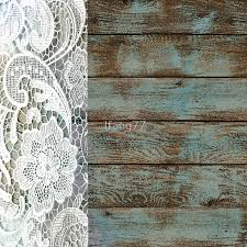 blue barn wood. Western Country Distressed Blue Barn Wood White Lace E