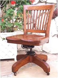 antique wooden office chair for antique desk chairs for a luxury antique bankers oak antique wooden office chair