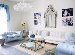 blue and white furniture. Image Of: Blue Couch Living Room Combination And White Furniture G