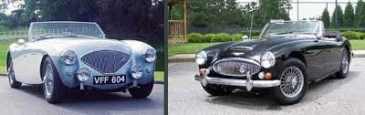 jensen healey but donald healey became perturbed when he learned of british leyland s decision to discontinue the a h 3000 healey had put forward a design study for the
