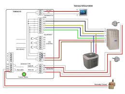 honeywell rth6500wf wiring diagram honeywell rth2300b wiring honeywell wifi thermostat wiring diagram at Honeywell Rth9580wf Wiring Diagram
