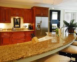 brown granite countertops ideas