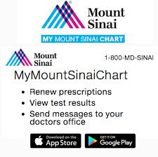 Mychart Mountsinai Org My Chart Mount Sinai Hospital Mychart Login Sign In