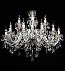 aq0284 12 6 2016 european champagne big crystal decoration glass chandelier
