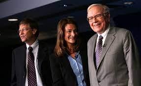 A Love Letter to Warren Buffett From Bill and Melinda Gates