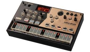 <b>KORG VOLCA DRUM</b> - Компактный аналоговый полумодульный ...