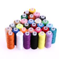 Online Shop 30 Colours 250 Yard Polyester Sewing Threads ... & Online Shop 30 Colours 250 Yard Polyester Sewing Threads Embroidery Threads  for Quilting Stitching Sewing Supplies Wholesale   Aliexpress Mobile Adamdwight.com