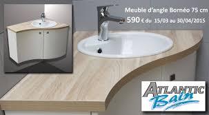 Meuble Angle Salle De Bain Vasque