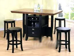 pub height kitchen table counter table with storage new high kitchen table with storage counter height