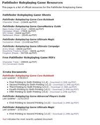 pathfinder kingdom sheet 5 reasons pathfinder outsells d d and 5 ways its still less good