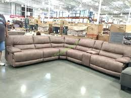 costco leather furniture white leather sectional fabric sectional sofa with power recliner impressive on furniture inside