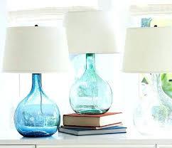 blue lamp base fabulous glass table lamps best ideas about blue lamp base on clear lamp blue lamp base