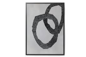 Coco Lapine ポスターアートプリント 5070cm Abstrakt No1イラスト インテリア ドイツ 北欧雑貨 おしゃれ