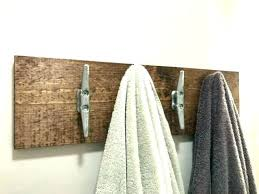 outdoor towel hooks south starfish for pool area