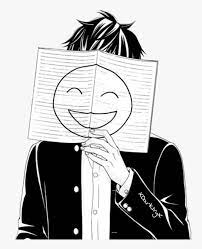 Tons of awesome sad boy anime wallpapers to download for free. Depressed Drawing Anime Gambar Anime Sad Boy Hd Png Download Kindpng