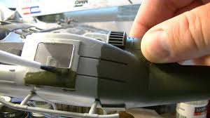 how to brush paint model aircraft fuselage part 2