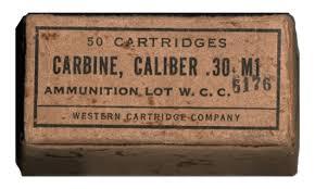 """Résultat de recherche d'images pour """"30 m1 cartridge"""""""