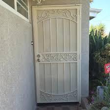 Unique Home Designs Security Screen Doors Womenofpower Stunning Unique Home Designs Security Door