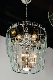 glass panel chandelier fascinating 1 fabulous 0 b lighting magnificent etched trendy 7