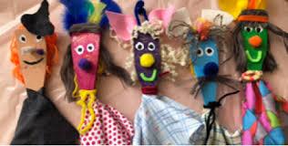 Atelier Parent-Enfant // Fabrication de marionnettes // Théâtre d... |  Finistère