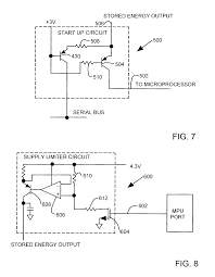 patent us7109883 low power physical layer for a bus in an patent drawing