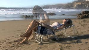 Smart Beach Chair by Sirio - YouTube